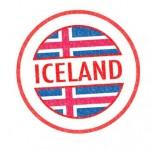 Timbre passeport islandais