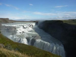 Gullfoss en Islande