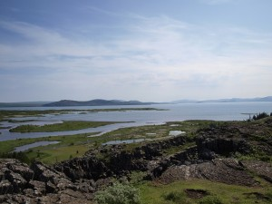 Parc national de Thingvellir en Islande