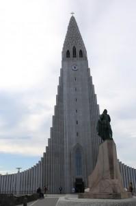 Hallgrimskirkja en Islande