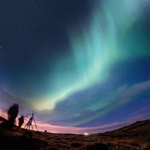 Observer les aurores boréales