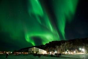 Hôtel en Islande