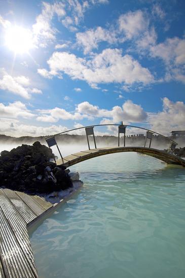 Blue Lagoon - Pont