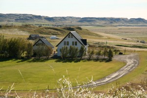 Guesthouse en Islande