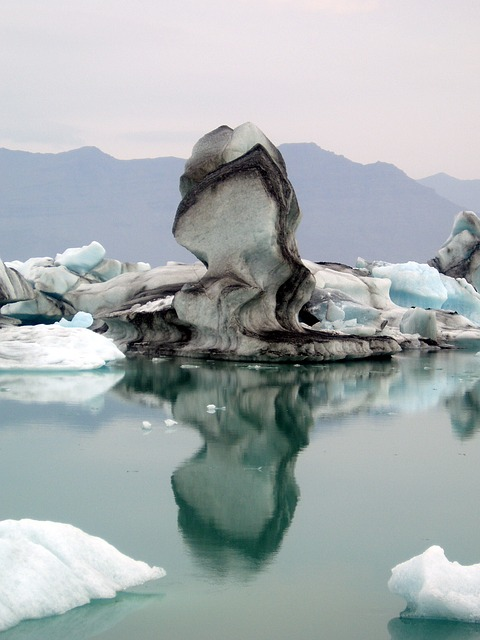 Glacier en Islande