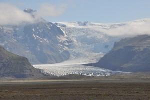 Skaftafell en Islande